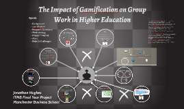 The Impact of Gamification on Group Work in Higher Education