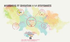 Citoyenneté et Numérique dès l'Ecole Maternelle : Exercer sa