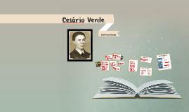 Cesário Verde - Análise do poema contrariedades