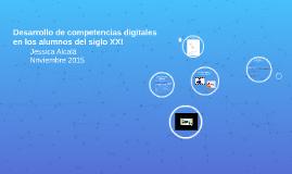Desarrollo de competencias digitales