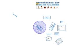 Capacitación Microsoft Outlook 2010