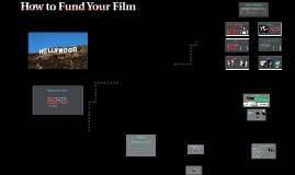 How to fund a film