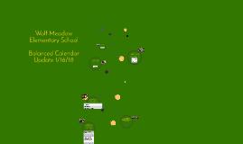 Copy of Wolf Meadow Elementary School -