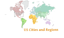 Shortened US Cities & Regions