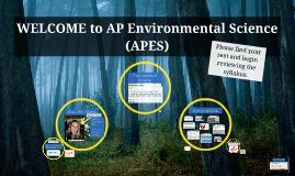 ap environmental science case studies