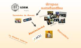 Grupos Estudiantiles