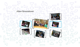 Alice Greenstreet
