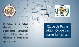 Palestra Clube de Pais e Mães - União Londrinense 21/04/18