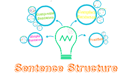 Copy of Sentence Structures