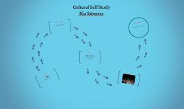 Cultural Self Study