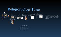 Religion over Time