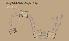 Copy of A Long Walk to Water - Chapters 8 & 9