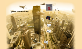 JAHR 2000 Problem