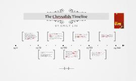 Chrysalids Timeline
