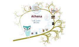 Copy of Athena- Goddess of Wisdom and War