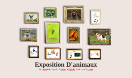 Exposition D'animaux
