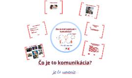 Copy of Ako sa stať majstrom v komunikácii