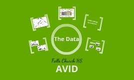 FCHS AVID Data 2012-2013