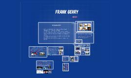 FRANK GEHRY napisy