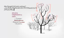 Estructuras, Comportamientos y eventos