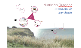 Copy of Nutrición Outdoor