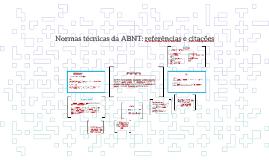 Normas técnicas da ABNT: citações