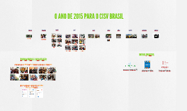 Highlights CISV Brasil 2015