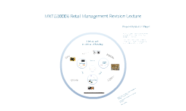 MKTG30006 Retail Management Revision Lecture