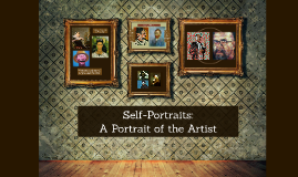 Copy of Self-Portraits: