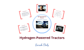 Hydrogen Powered Tractors