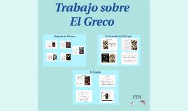 Trabajo sobre el Greco