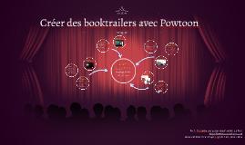 Créer des booktrailers avec Powtoon