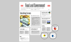 How Much Does the Government Pay for Your Food?