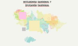 Inteligencia emocional y educación emocional