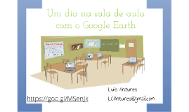 Apresentação BNP - Google Earth na Sala de aula