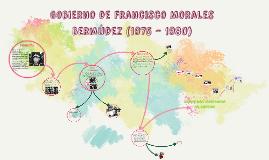 Copy of Gobierno de Francisco Morales Bermúdez (1975 - 1980)