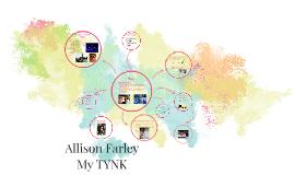 Allison Farley TYNK