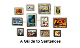 A Brief Guide to Sentences