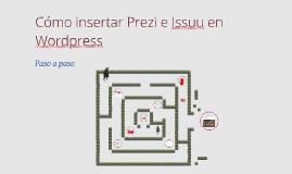 Copy of Cómo insertar Prezi en Wordpress