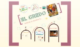 Copy of El Credo: síntesis de nuestra fe
