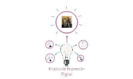 Kiosko Digital Multifunción