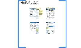 Activity 1.4