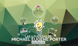 LAS 5 FUERZAS DE MICHAEL EUGENE PORTER