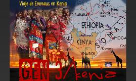 Viaje de Emmaus en Kenia