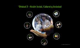 Copy of Unidad III Accion Social, Cultural y Sociedad