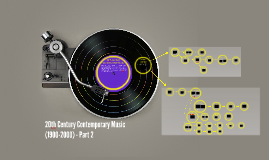 20th Century Contemporary Music - Part 2