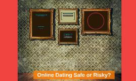 Online dating is safe or risky presentation