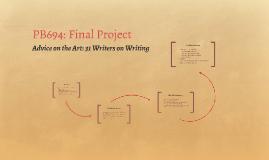 PB694: Final Project