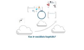 Sociālais kapitāls