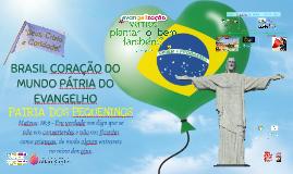 6-9 anos - BRASIL Coração do Mundo CABRAL E TIRADENTES